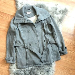 Merona Coat Grey Small
